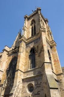 Colmar, Stiftskirche St. Martin, auch Martinsmünster