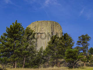 Devils Tower National Monument Wyoming