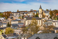 City Markneukirchen in the Vogtland
