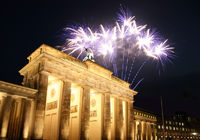 Brandenburger Tor Feuerwerk
