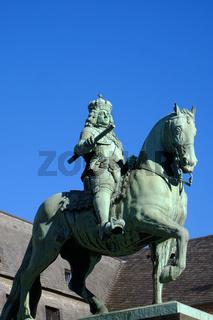 Jan-Wellem-Denkmal, Duesseldorf