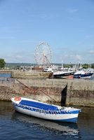 Hafen von Honfleur, Normandie