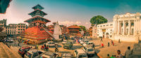 Durbar Square in Nepal