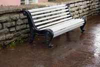 bench to relax