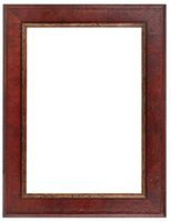 Picture Frame Cutout