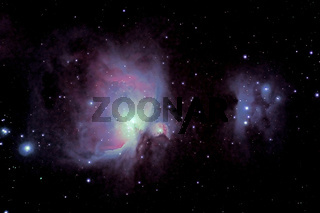 Orion Nebel M 42 u. 43 - Orion Nebula -