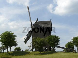 Bockwindmuehle in der Inselstadt in Werder (Havel)