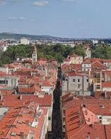 Old Croatian Town Zadar