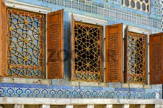 Windows of Istambul