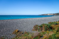 Kaikoura beach, New Zealand