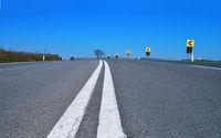 romanian asphalt road