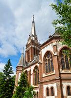 arad red church