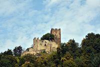 Ruine Kastelburg Waldkirch im Breisgau