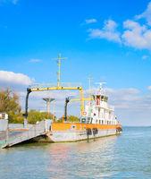 Danube industrial transportation