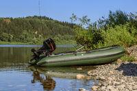 Pvc boat