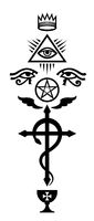 CRUX SERPENTINES (The Serpent Cross)