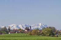 Ergertshausen in Oberbayern