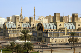 Souq al-Markazi, Sharjah, Emirat Schardscha
