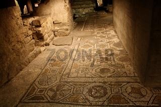 Florenz, Kathedrale Santa Maria del Fiore, Mosaikboden Santa Reparata