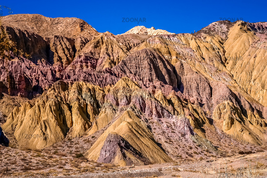 Quebrada de Humahuaca Mountains
