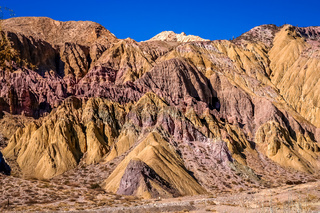 Quebrada de Humahuaca Mountains