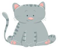 domestic cat cartoon character