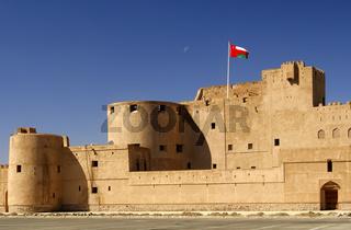 Fort Jabrin, Oman