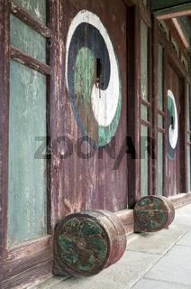 Türen, Südkorea