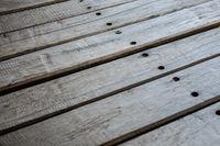old wooden floor closeup -  vintage parquet floor macro