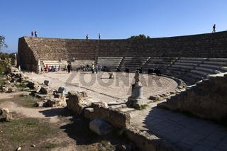 Antike Stadt Salamis