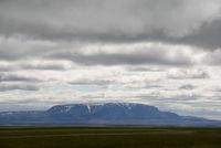 Schildvulkan auf Island