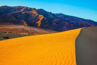 Dunes in California