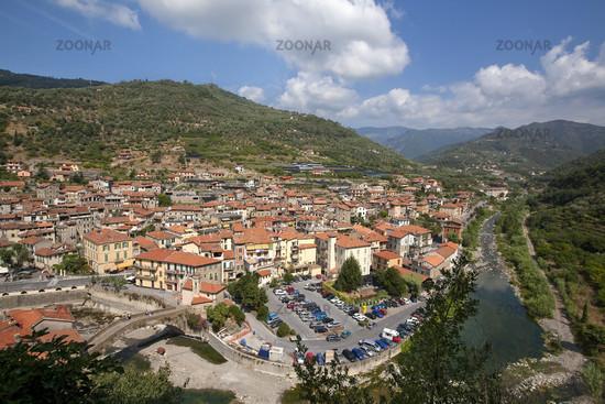 Das Dorf Dolceaqua