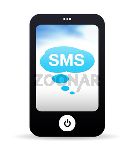 Mobile Phone SMS