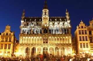 Maison du Roi in Brussel