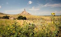 Chimney Rock Morrill County Western Nebraska