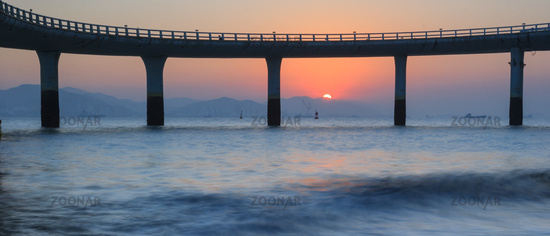 Xiamen Yanwu Bridge