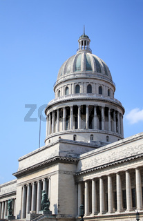 Capitolio in Havana, Cuba