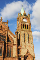 Guildhall in Derry