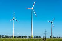 Windkraftanlagen in Deutschland