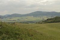 Landschaft im Habichtswald