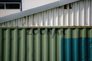 Containerwände