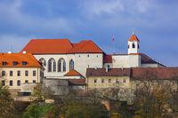 Castle Spilberk in Brno - Czech Republic