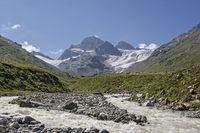 Im Silvrettagebirge
