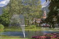 Kurgarten von Mittenwald