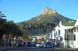 Unterwegs in Kapstadt, on tour at the city of Cape Town, South Africa