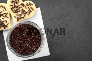 Chocolate Sugar Sprinkles