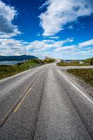 Atlantic Ocean Road Norway