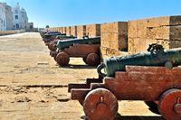 Kanonen vom Fort Essaouira Marokko.jpg
