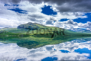 Landschaft in Jotunheimen-21